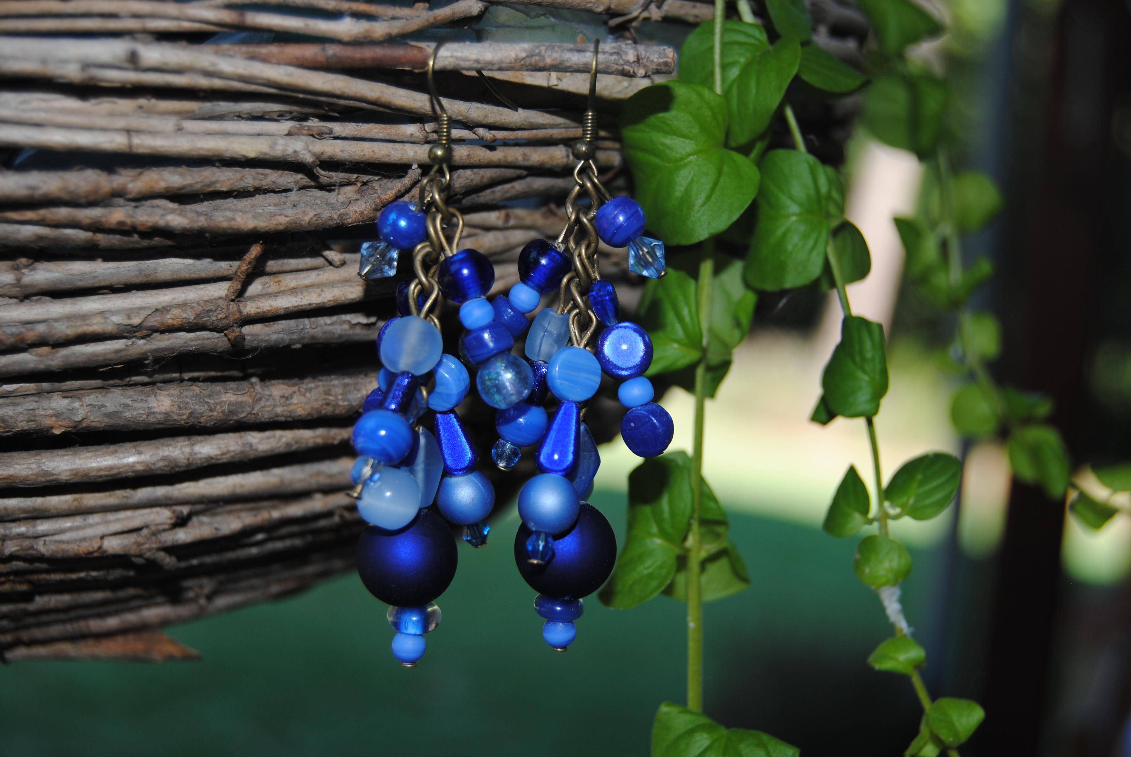 5 bronze bleu